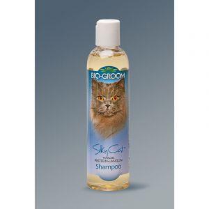 Bio-Groom Silky Cat Shampoo 237 ml
