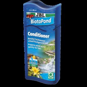 JBL BiotoPond 250 мл - стабилизатор на водата в езерата с алое вера