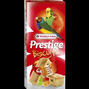 Versele-Laga Biscuits Fruit 6 бр - кексчета за птици с плодове - 6 броя