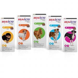 BRAVECTO ® Chew™ - обезпаразитяващи таблетки за кучета от 2 кг до 4,5 кг