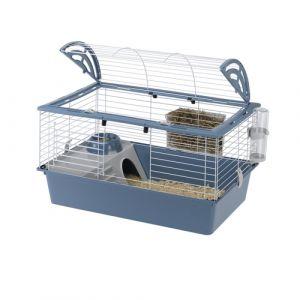 Ferplast Casita 80 - Клетка за малки животни, оборудвана, 78 x 48 x h 50 cm