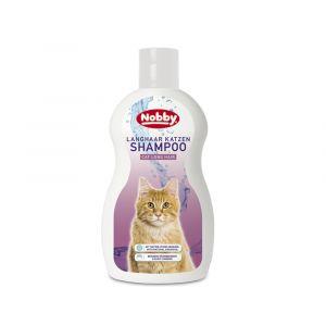 Nobby Cat Long Hair Shampoo - Шампоан за дългокосмести котки - 300 мл