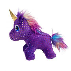 Kong Enchanted Buzzy Unicorn - играчка за котки - еднорог - 10 см