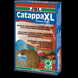 JBL Catappa XL 10 бр. -  Листа от тропически бадем (Terminalia catappa) Естествен стабилизатор на водата.