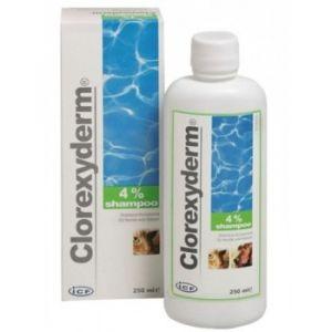 CLOREXYDERM SHAMPOO 4% - Шампоан за кучета и котки с хлорхексидин диглюконат 250 мл.