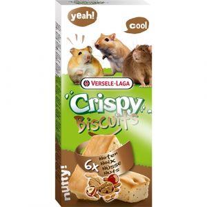 Versele-Laga Crispy Biscuits Nuts - кексчета за гризачи 70гр