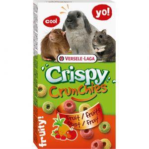 Versele-Laga Crispy Crunchies Fruit- лакомство зазайци,чинчили и др.75гр