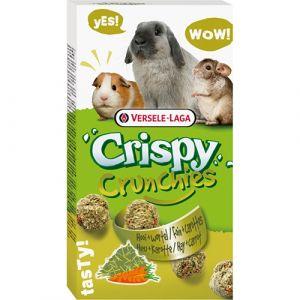 Versele-Laga Crispy Crunchies Hay&Carrot- хапки за зайци и гризачи 75гр
