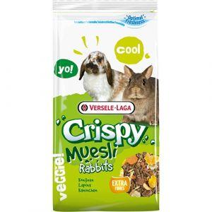 Versele-Laga Crispy Muesli Rabbits - Пълноценна храна за мини зайци - мюсли