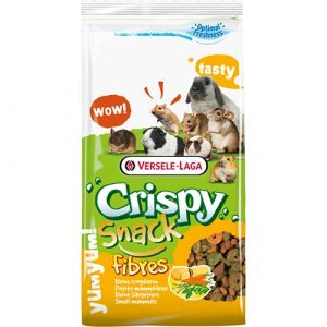 Versele-Laga Crispy Snack Fibres - храна с фибри за гризачи