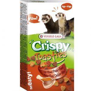 Versele-Laga Crispy Toasties Chicken&Beef - бисквити за порчета 150гр