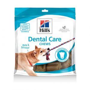 Hill's Dental Care Chews Treats– лакомство за кучета за зъбна хигиена 170гр