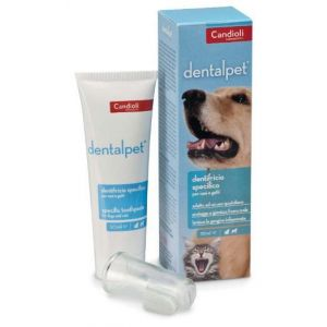 Dental Pet - паста за зъби за кучета и котки - 50 мл.