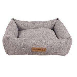 M-Pets OLERON Basket - меко легло за кучета, сиво