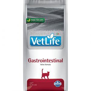 Farmina Vet Life Feline Gastrointestinal – пълноценна диетична храна за котки при храносмилателни разстройства