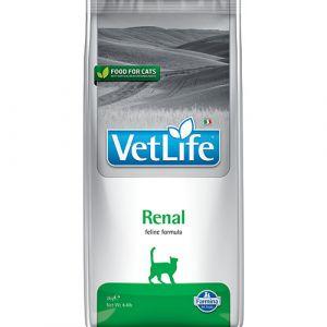 Farmina Vet Life Feline Renal – пълноценна диетична храна за котки с бъбречна недостатъчност