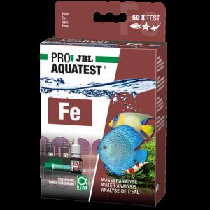 JBL PROAQUATEST Fe Iron - Бърз тест за измерване на желязо (Fe) в сладководни и соленоводни аквариуми и езера
