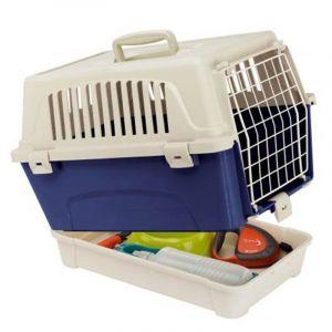 Транспортна клетка за кучета и котки Ferplast Atlas 10 Organizer