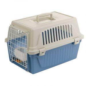 Транспортна клетка за кучета и котки Ferplast Atlas 10