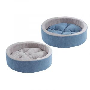 Ferplast Dodo 45 Blue - легло за кучета и котки