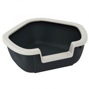 Ferplast  DAMA - Ъглова котешка тоалетна