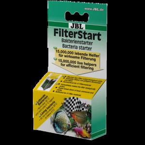 JBL FilterStart 10 мл - Бактериален активатор за всякакъв вид филтри - течност