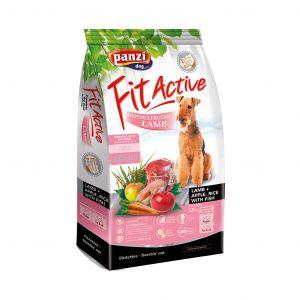 Fit Active Hypoallergenic Lamb & Apple - хипоалергенна суха храна за кучета в зряла възраст - 4 кг