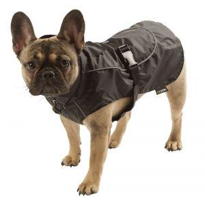 Kerbl Raincoat Forks - дъждобран за кучета, черен