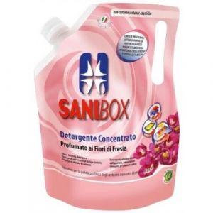 Professional Pets Sanibox  FIORI di FRESIA - концентрат, почистващ препарат с аромат на фрезия - 1000 мл