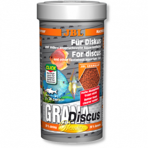 JBL Grana Discus - Премиум  храна за дискуси - гранули