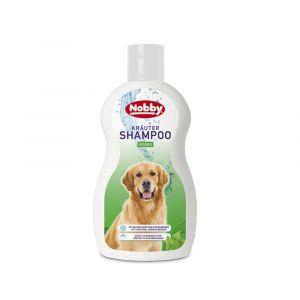 Nobby Herbs Shampoo - Шампоан, облекчаващ сърбежа и предотвратяващ накъсването на козината - 300 мл