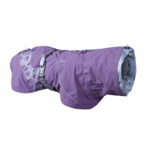 Hurtta Drizzle Coat - дъждобран - ветровка за куче, лилав