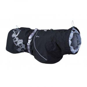 Hurtta Drizzle Coat - дъждобран - ветровка за куче, черен
