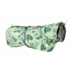 Hurtta Extreme Warmer Park camo - яке за куче - цвят зелен