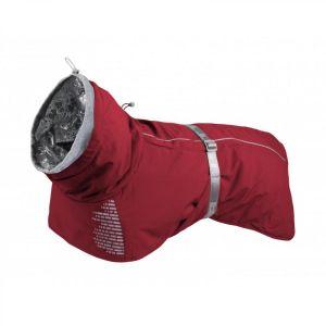Hurtta Extreme Warmer - топло, зимно яке за кучета - цвят червена боровинка