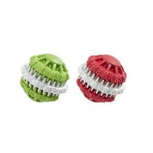 PA 6586 RUBBER BALL F/ TEETH M ferplast - играчка за зъби