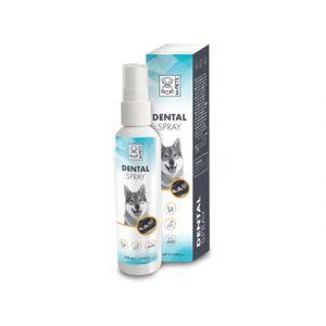 M-Pets Dental Spray - спрей за уста - 118 мл