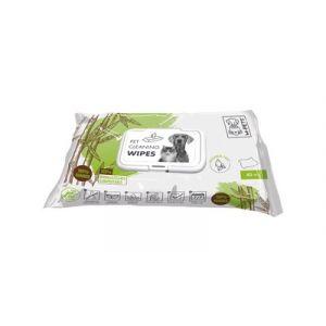 M-Pets Pet cleaning wipes 100% Bamboo - Мокри кърпички 100% бамбук - 40 бр.