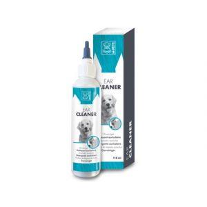 M-Pets Ear Cleaner Dog - лосион за почистване на уши - 118 мл