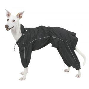 Kerbl Raincoat Manchester - дъждобран за кучета, черен