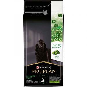 Pro Plan Nature Elements Medium & Large Puppy Lamb - за кученца до 1 година от средни и едри породи с агнешко