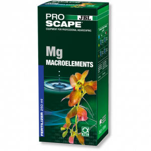 JBL ProScape Mg Macroelements 250 мл - магнезий под формата на разтворими във водата магнезиеви соли