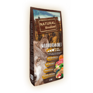 Natural Woodland Iberian Diet - с прясно месо от диво прасе