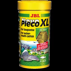 JBL NovoPleco XL 250 мл - Храна за големи плекоси - таблетки