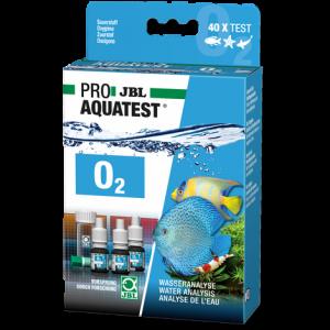 JBL PROAQUATEST O2 - Бърз тест за измерване на нивото на кислород (О2)  в сладководни и соленоводни аквариуми и езера