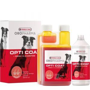 Oropharma OPTI COAT- хранителна добавка за кучета - за лъскава козина и здрава кожа