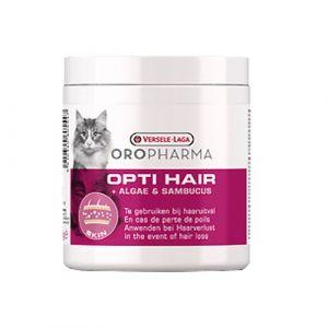 OROPHARMA Opti Hair Cat 130 g - Хранителна добавка за котки за лъскава козина и здрава кожа