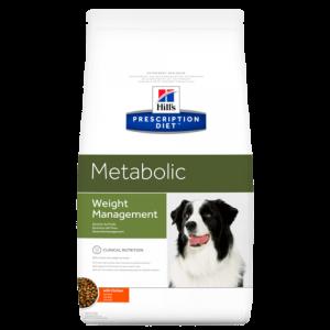 Hill's Prescription Diet Metabolic - за кучета с наднормено тегло