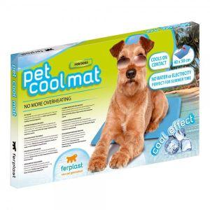 Ferplast  PET COOL MAT - охлаждащо килимче за кучета  50x40 см