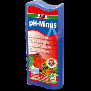 JBL pH-Minus - Понижава pH на водата в сладководни аквариуми